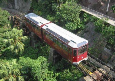 HK peaktram