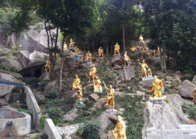 Ten thousand buddhas 11